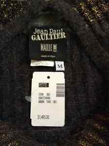 NWT Jean Paul Gaultier Top Cambridge Kitchener Area image 5