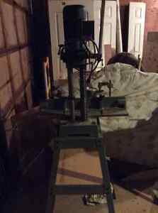"""King 3/4"""" Hollow Chisel Mortimer Drilling Machine"""