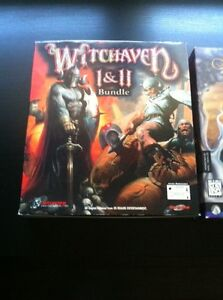 Witchaven 1&2 Bundle + King's Quest VII GREAT CONDITION