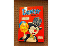 Dandy comic annuals