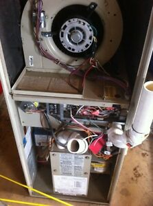 Down draft furnace for sale