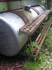 100 gal. aluminum fuel tanks Prince George British Columbia image 1