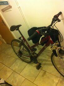 Solar mountain bike