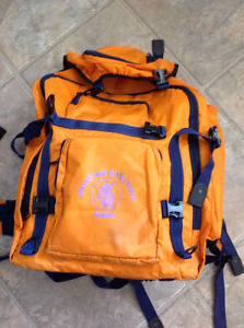 """LARGE SIZE BACK PACK WITH MULTIPLE PACKETS 24""""Hx16""""Wx10""""D"""