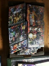 Huge collection of doctor who!