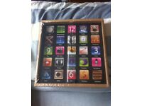Iphone style wall clock *Brand new*