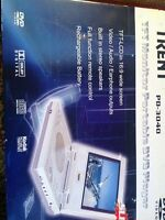 TRENT TFT MONITOR DVD PLAYER
