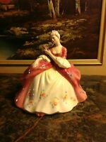 RETIRED ROYAL DOULTON FIGURINE  WISTFUL. HN2396
