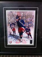 Wayne Gretzky Framed Picture. WGA