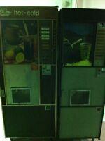 Antique Vending Machines Make Offer