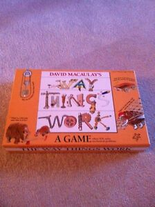The Way Things Work Board Game