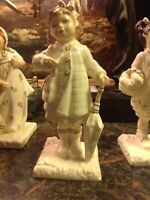 ROYAL DOULTON LIMIED EDITION FIGURINE  AFTER THE RAIN HN 4226