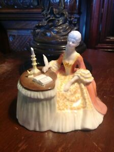 VINTAGE ROYAL DOULTON  FIGURINE. MEDITATION. HN2330