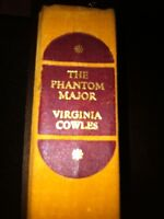 THE PHANTOM MAJOR Virginia Cowles Hardcover
