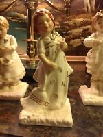 RETIRED ROYAL DOULTON HELPING MOTHER FIGURINE HN 4228