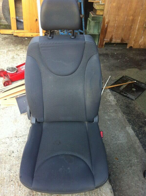 Citroen dispatch 2008 front drivers seat. Fiat scudo & peugeot expert