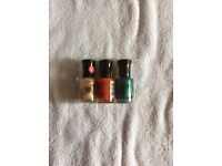 Collection nail varnish pack brand new