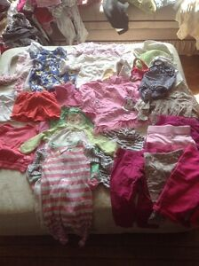 0-6 Girls clothes