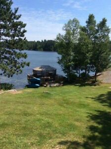 Waterfront Cottage For Rent At Nipissing Lake