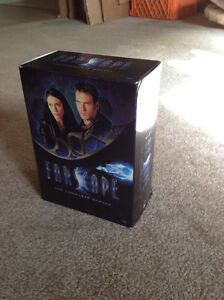 Farscape complete series.