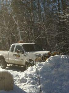 SNOW PLOWING 902-549-6980