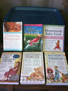 Resource pregnancy books