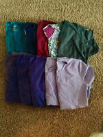 Excellent condition Used Scrub tops