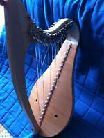 Harp (Lute Back)~ Australian made