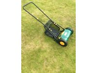 Push Lawnmower b&q (nearly new)