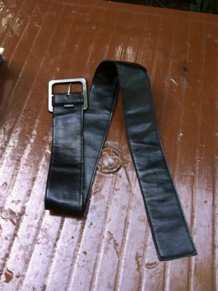 Mphosis black belt. In good condition.