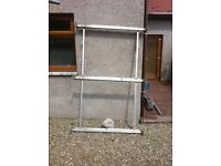 Roof rack for small van, will hold sheets of ply or plaster