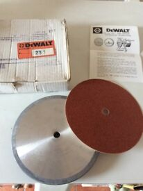 DeWalt Disc Sander New
