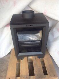 New Small Stovax multi burner stove.