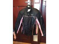 Ladies j&s motorcycle jacket xl
