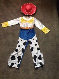 Toy story fancy dress costume
