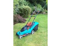 Bosch Rotak 34 Electric Lawn Mower