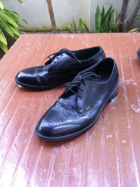 Clarks of London dress shoes. Size UK 9.  In good condition.