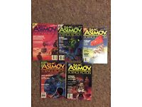 Isaac Asimov's Science Fiction Magazines