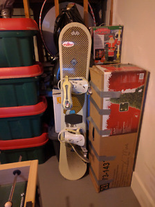 Snowboard trade for xbox 360 or ps3