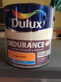 Dulux Endurance + Emulsion