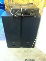 2 12 inch subs and receiver
