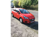 VAUXHALL CORSA 1.2 LIFE 3 DOOR HATCHBACK NEW SHAPE 1 OWNER FSH BRIGHT RED 64