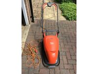 Flymo hover mower. 330. Compact good working order