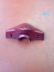 FRONT HANDLE COVER FOR DYLAN 125