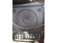 Guitar stage amp £10.00