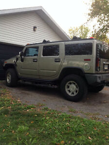 2004 HUMMER H2 SUV, Crossover Peterborough Peterborough Area image 1