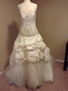 Private Label by G Wedding Dress Size 14 Edmonton Edmonton Area image 1