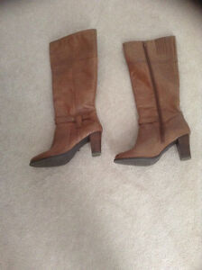 Spring/Fall unlined boots