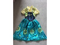 Disney dressing up costumes age 5-6