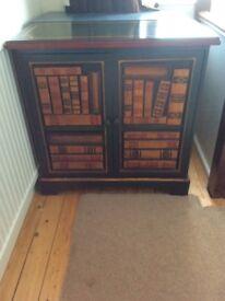 Sturdy book cabinet